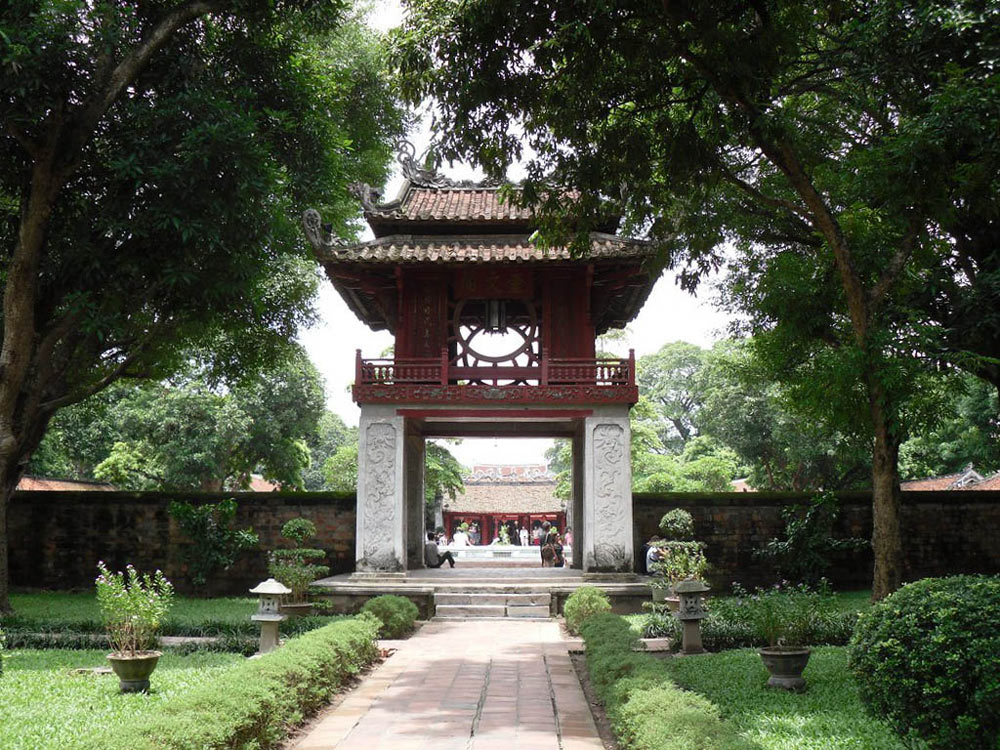 Temple of Literature and Vietnam's First University