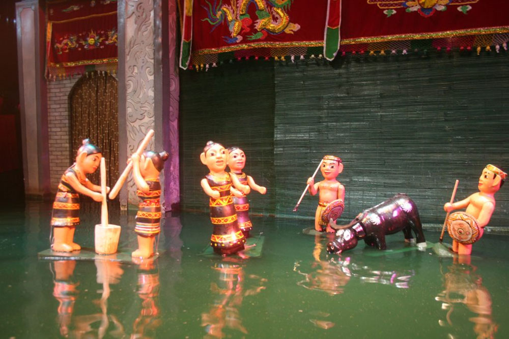 The Water Puppets
