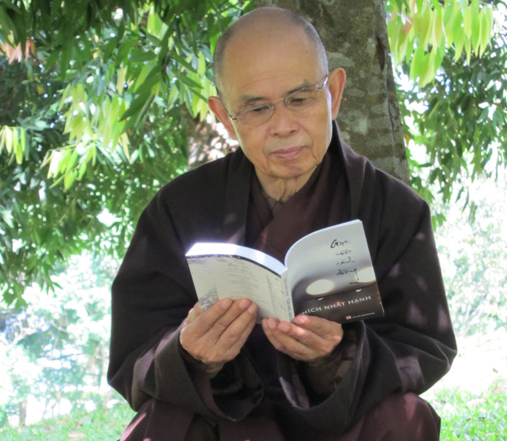 Thich Nhat Hanh as an Author