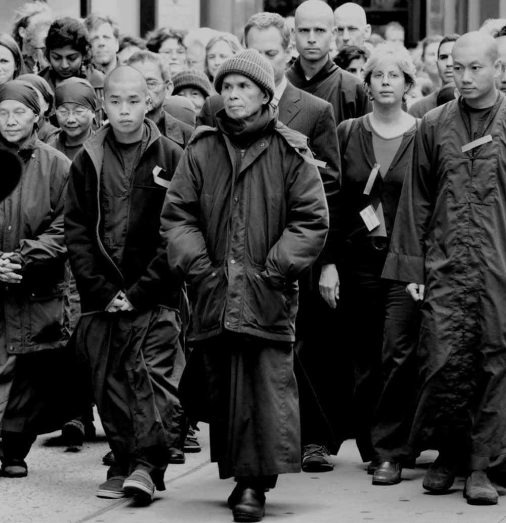 Thich Nhat Hanh's Biography