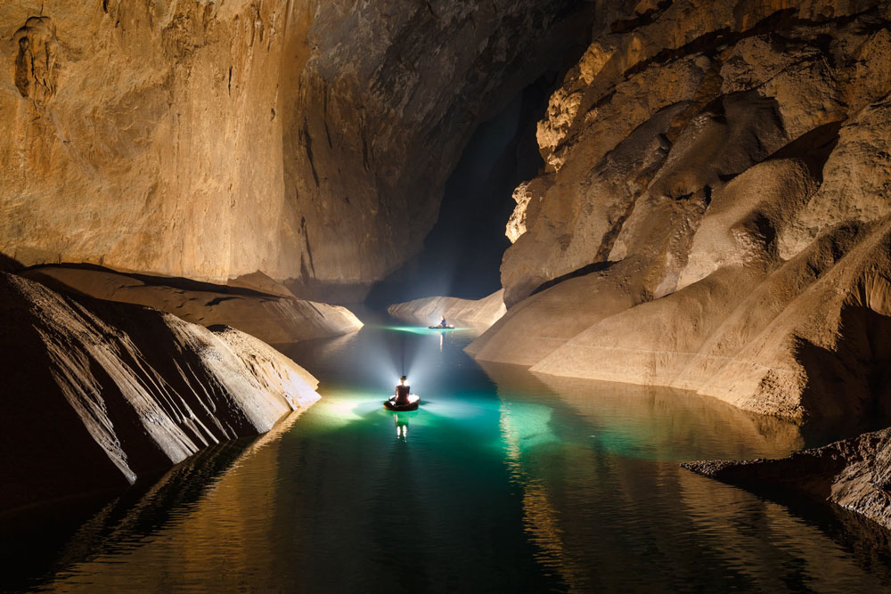 Son Doong Cave River